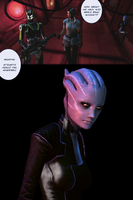 Mass Effect Aftermath - Page 185 by Nightfable
