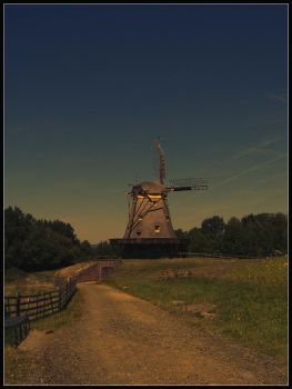 The Mill by Kus3nuss