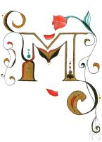 Decorative M by Lireal11