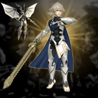 SSB4 Corrin (Male) XPS download by Chaotixninjax