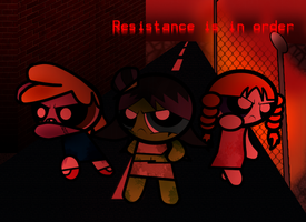 Resist by Eleanorose123