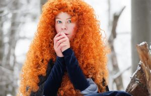 Merida winter Brave by Re-Aska