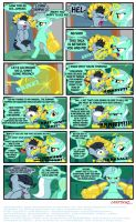 BY SKYWALKER'S HAND! (Part 1 of 35) by INVISIBLEGUY-PONYMAN