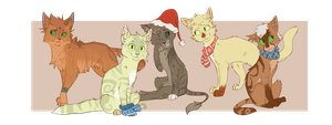Christmas Prizes by Finchwing