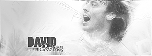 David Silva Signature by PaRaLaX-ArT