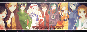 Kagerou Project by MyaSan