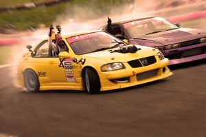 NISSAN SENTRA DRIFT by ROOF01