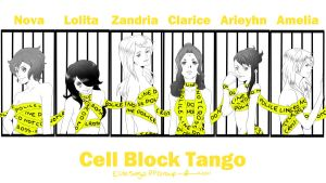 ES- Cell block tango by lol-Jokes
