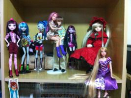 My Dolls by LitaOliveira