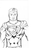 Red son superman by 2numb2relate
