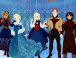 The Real Snow Queen by OneGirlOneWorld