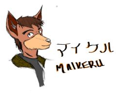 Maikeru by TLP color by MaikSan