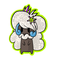 Whimsicott by Bambies