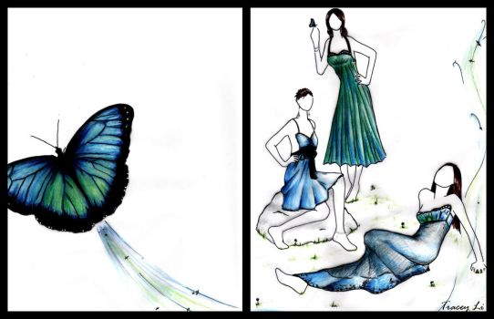 Butterfly Inspiration by traceyy