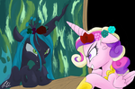 Two Faced Princess by Epic-Panda17