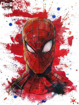 Spider Man by Kary-Art