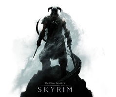 Skyrim Render by N4PCroft