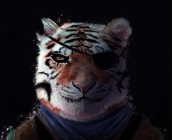 Tiger Claw by Trenin