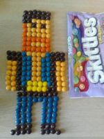 Skittle Chuck Norris by Jdh813