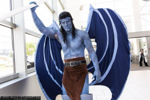 Goliath Gargoyles Cosplay DCC 2014 3 by PhoenixForce85