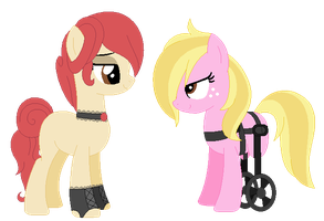 Cerise Tea and Jitterbug by xx-Chanour