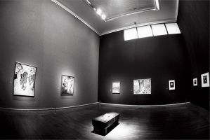 Munch Exhibition by twisteDtenDerness