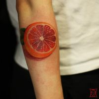 GrapeFruit by Zsil-works