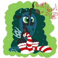 New Year's Chryssi 2015 by WAN1357