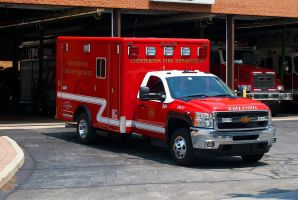 CFD Rescue 561 by wolvesone