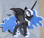Nightmare Moon plush pony by MLPT-fan