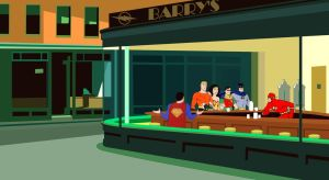 DC Nighthawks by Brandtk