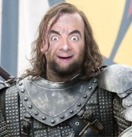 Mr. Bean... The Hound... Game of Thrones by LevonHackensaw
