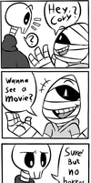 Wanna see a movie? by SPROJLER