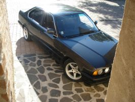 BMW e34 by hesoyam25