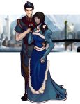 LoK: Husband and Wife by jayoh28