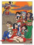 Mongolian Harem by Yes-I-DiD
