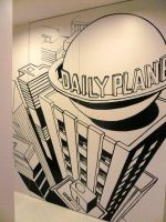 Daily Planet by Wallsvilleaus
