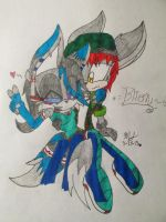 ~Blion~ :GIFT: by AM-Amnion-PM
