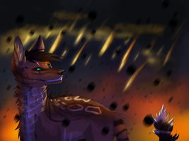 Burning Skies by take0it0isi