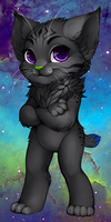 Cyndal Furvilla Character by LaughingSquid