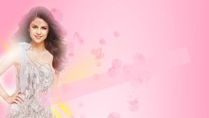 Selena Gomez Wallpaper 1 by therealkevinlevin
