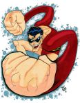 Hero 1: Plastic-Man colored by nork