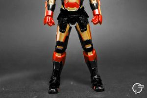 Custom SH Figuart Iron Blood Front legs by hk-1440