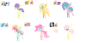 Flutterfoals closed by angelstars-adopts