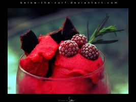 Thimbleberry Sorbet by below-the-surf