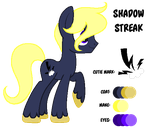 MLP:Shadow Streak Profile by kiananuva12