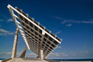 Barcelona Solar Cell by lesogard