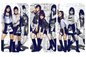 Morning Musume Banner by Bootslovemian