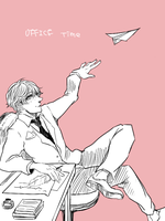 Office Time by bbcchu