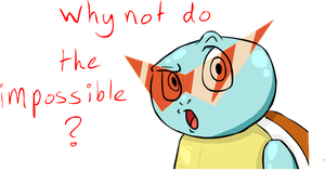 Kamina Squirtle Must Know by Weaponized-Wafflez
